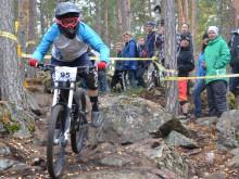 SM i downhill och 4X avgjordes i helgen