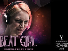 "Irish series ""Beat Girl"" gets Emmy nomination"
