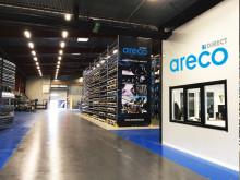 Areco visar vägen med Drive-in