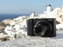 ​The new LUMIX DMC-TZ100 – Raising the bar for compact travel cameras