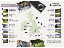 Join Panasonic and the National Trust for a 4K Photo Walk near you