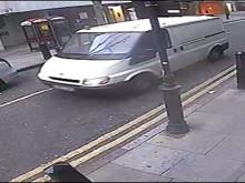 Appeal to trace van in Hatton Garden heist