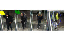 CCTV appeal re: Stepney commercial burglaries