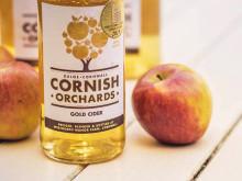 Lansering av eksklusiv eplesider i Norge – Cornish Gold Cider