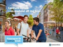 Planprogrammet för Centrum-Torsvik nu offentligt