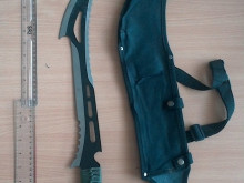 "Operation Sceptre - ""zombie"" knife seized"