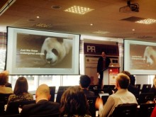 The Digital PR challenge - PR Summit presentation