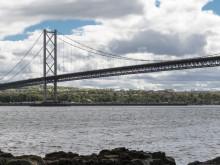 Forth Road Bridge HGV trial to begin