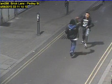 Appeal to identify man after assault