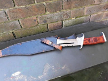 Knives recovered in Hackney weapon sweeps