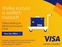 Wakacyjne propozycje Visa dla podróżujących za granicę