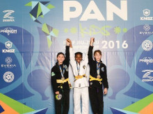 11 year old from Beckenham brings back BJJ (Brazilian Jiu Jitsu) gold from California