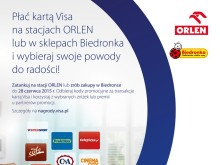 Detaliści korzystają na współpracy z Visa