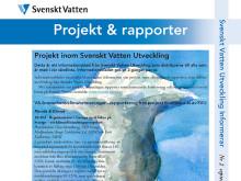 SVUs informationsblad nr 2 september, 2013