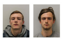 Two jailed for violent moped enabled robberies