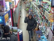 CCTV issued following attempted robbery