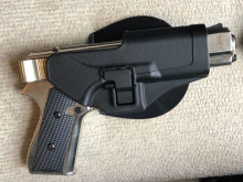 Operation Sceptre - gun recovered in Camden Road
