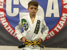 ROCHESTER BJJ (BRAZILIAN JIU JITSU) STAR RANKED NUMBER 1 IN THE UK
