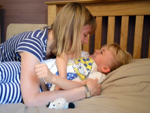 Thomas Cook Children's Charity ensures families with seriously ill children get a good nigh's sleep
