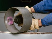 Uudet liuskakaralaikat ruostumattoman materiaalin hiontaan