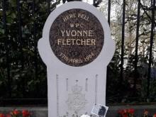 Commissioner marks 35th anniversary of Yvonne Fletcher's murder