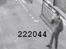 CCTV issued following rape, Hounslow