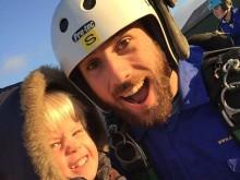 Super Uncle Raises £1000 for Sick Children's Charity