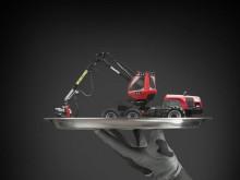 ProAct 2.0 förebyggande service och underhåll av skogsmaskiner