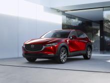 Mazda CX-30 - världspremiär på Genève Motor Show idag