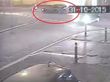 CCTV image of car police wish to trace