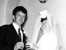 John and Josie Mullaney - wedding pic