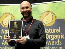 Juicedryck med chili (!) vinner 'Best New Organic Drink' i Natural & Organic Awards 2015.