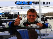 Alexander Westlund klar för Supercar Lites