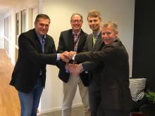 Speed Group skriver samarbetsavtal med Luna AB och investerar i en Autostore i Göteborg
