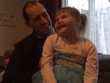 ​Officer from Croydon grants sick girl's Christmas wish to meet her life-long hero