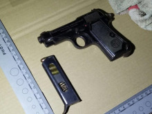 ​Man jailed for possession of a gun