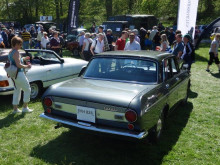 Toyota Crown S40, 1964