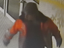 Polish centre hate crime: CCTV image 1