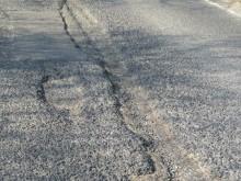 Potholes of the UK