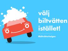 Fultvättar du bilen på gatan - då är du en riktig miljöbov