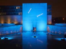 En natt med över 70 spännande upplysta byggnader