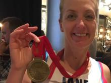 Local runner raises £1,500 for Sick Children's Trust
