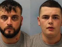 ​Two jailed for cowardly aggravated burglaries