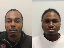 Two men wanted for drugs offences in Brixton