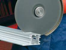 Effektivare bearbetning av aluminium med nya kapskivor och navrondeller