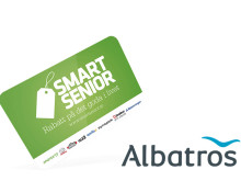 Smart Senior inleder samarbete med Albatros Travel