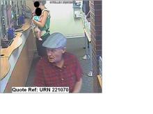 CCTV image of man sought