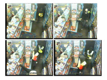 Appeal after armed robbery at convenience store in Brixton