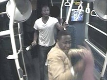 Appeal following fight on bus