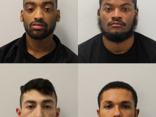 Four men convicted for robberies